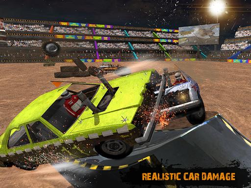 Demolition Derby Car Crash Stunt Racing Games 2021 3.0 Screenshots 12