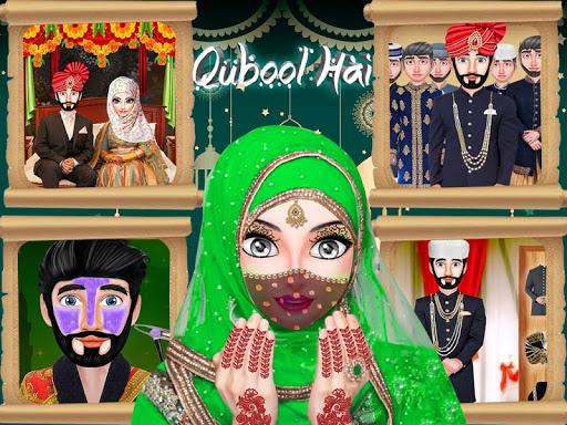 Hijab Muslim Wedding Girl Big Arranged Marriage  Screenshots 4