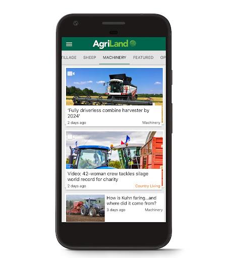 Agriland.ie News 3.6.7 screenshots 2