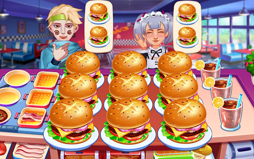 Cooking Master Life : Fever Chef Restaurant Game  Screenshots 14