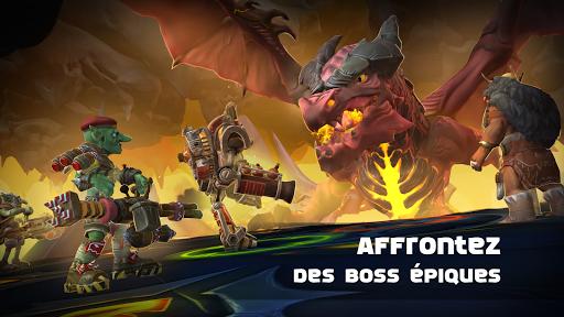 Télécharger Dragon Champions mod apk screenshots 2