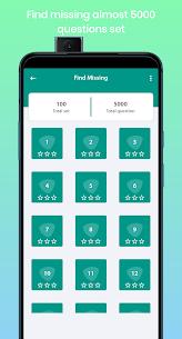 Maths Booster- Learn Maths, Generate Worksheet 3