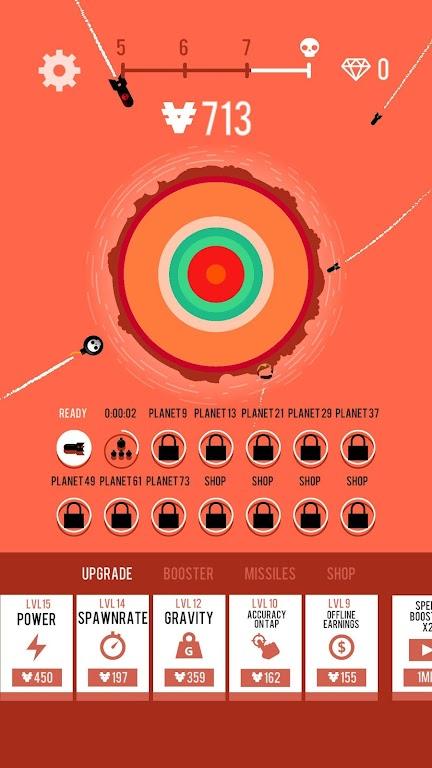 Planet Bomber!  poster 0