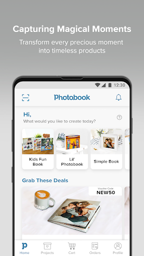 Photobook: Albums, Gifts and Prints apktram screenshots 2