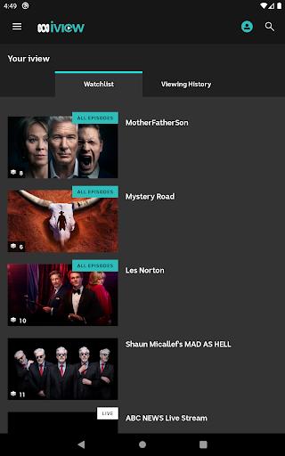 ABC iview  screenshots 18