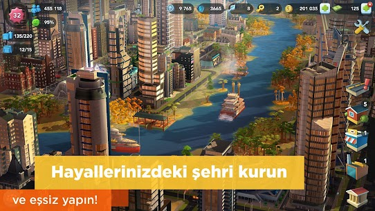 SimCity BuildIt Para Hileli Apk 1.35.1.97007 1