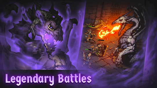 Darkest AFK – Free Idle RPG Offline & PVE Battler Mod Apk 1.0.45 (Unlimited Currencies) 8