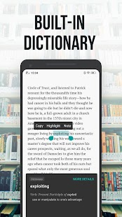 AnyBooks-Novels&stories, your mobile library Screenshot