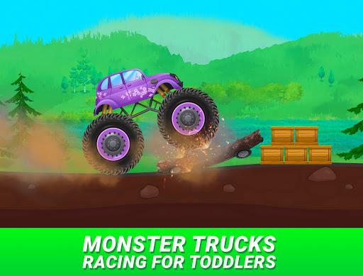 Monster Trucks: Racing Game for Kids apkmartins screenshots 1