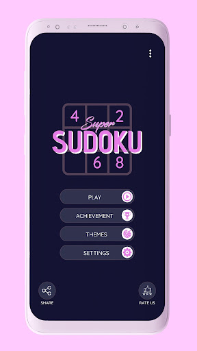 Sudoku - Free Sudoku Puzzles 1.7.7 screenshots 6