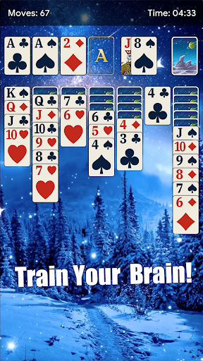 Solitaire - Classic Solitaire Card Games apkpoly screenshots 5