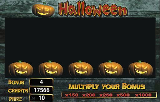 Slot Machine Halloween Lite 5.32 screenshots 4