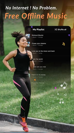 MP3, Offline Music Player apktram screenshots 8