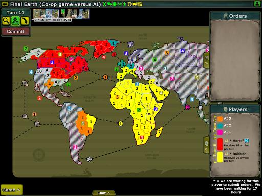 Warzone - turn based strategy v5.07.1.1 screenshots 12