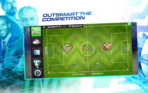 Top Eleven 2021: Be a Soccer Manager android2mod screenshots 10