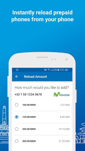 Xoom Money Transfer screenshots 3