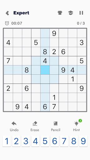 Sudoku Friends - Wake Up Your Brain Daily apkdebit screenshots 5