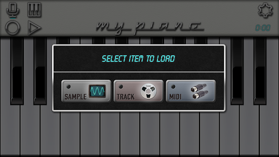 My Piano - Record & Play 4.3 Screenshots 8