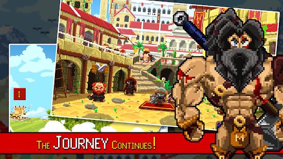 Hack Game Gladiator Rising 2 apk free