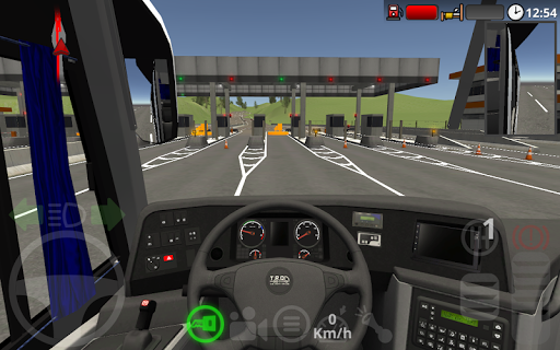 The Road Driver - Truck and Bus Simulator  screenshots 18