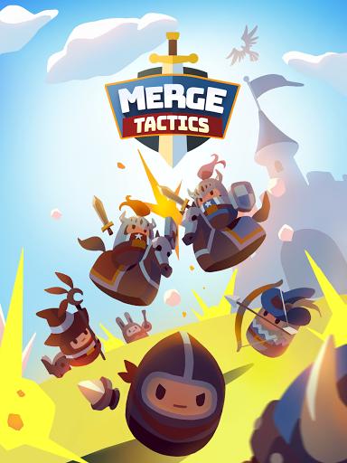 Merge Tactics: Kingdom Defense android2mod screenshots 12