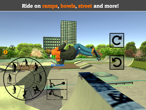 Scooter FE3D 2 - Freestyle Extreme 3D 1.27 screenshots 11