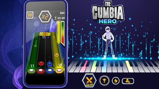 Guitar Cumbia Hero - Rhythm Music Game  screenshots 14