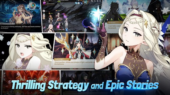 Epic Seven Mod APK (Unlimited Skystones) 5