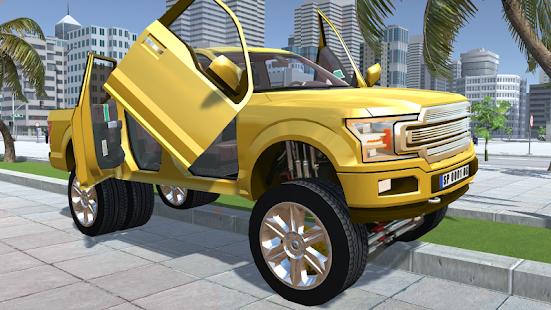 Offroad Pickup Truck Simulator 1.10 Screenshots 9