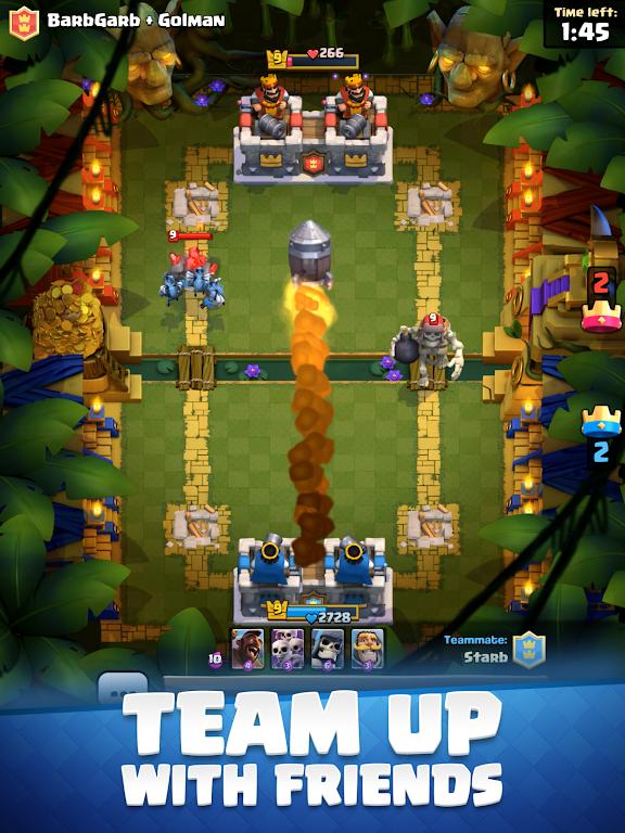Clash Royale poster 8