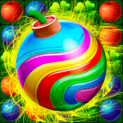 Fairy Forest - match 3 games, puzzle