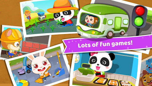 Baby Panda's Dream Job  screenshots 16