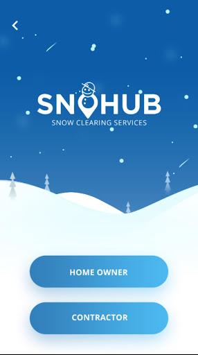 Snohub - Snow Clearing Service  screenshots 1