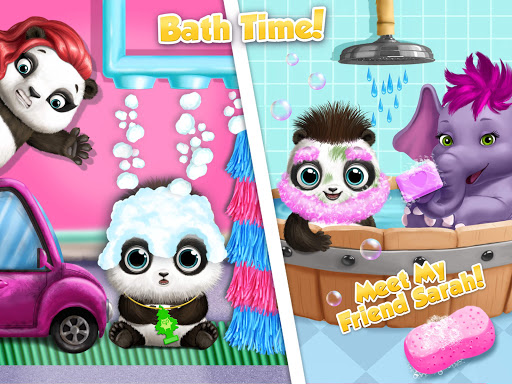 Panda Lu Baby Bear Care 2 - Babysitting & Daycare 5.0.10002 screenshots 16