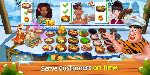 Cooking Madness: Restaurant Chef Ice Age Game 4.0 screenshots 3