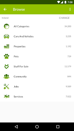 Gumtree Ireland – Buy and Sell 5.14.1 screenshots 1