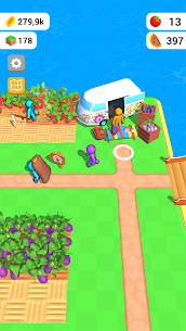 Farm Land  Farming Life Game Apk 2