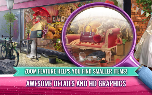 Wedding Day Hidden Object Game u2013 Search and Find  screenshots 2