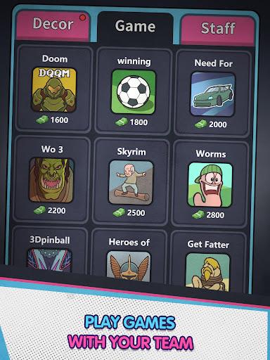 Gamer Cafe 1.0.4 screenshots 16