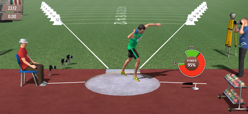 Athletics Mania: Track & Field Summer Sports Game Apkfinish screenshots 16
