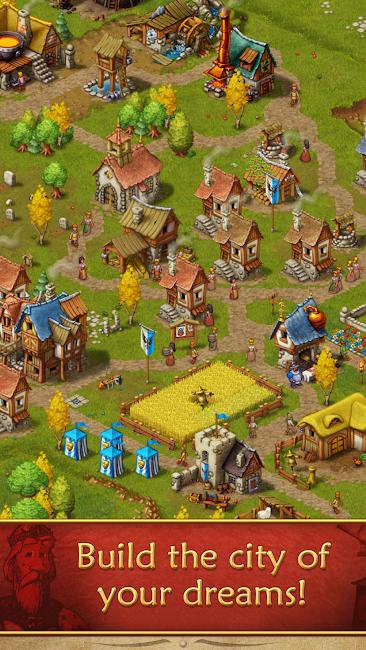 Townsmen APK cao cấp MOD 1.14.5 2