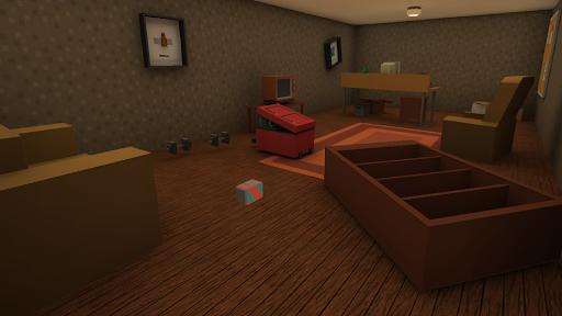 Télécharger Deadly Granny: 3 Nights Escape. Horror Craft Game  APK MOD (Astuce) screenshots 2