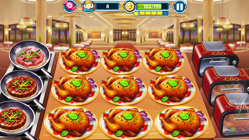 Cooking World - Craze Kitchen Free Cooking Games 2.3.5030 screenshots 6