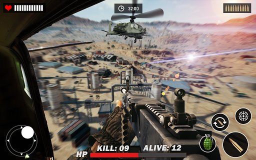 Battle Survival Desert Shooting Game 5 Screenshots 7