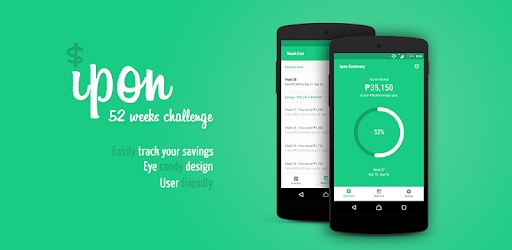 Ipon: 52 Weeks Money Challenge - Apps on Google Play
