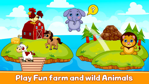 Toddler Learning Games for 2-5 Year Olds screenshots 5