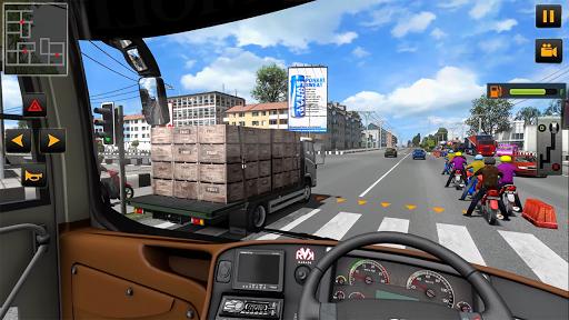 Modern Heavy Bus Coach: Public Transport Free Game 0.1 screenshots 17