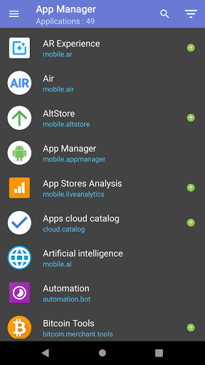 App Manager android2mod screenshots 3