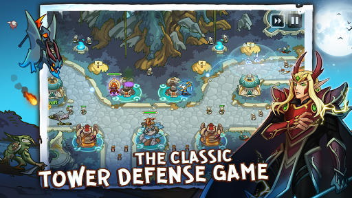 Empire Defender TD: Tower Defense The Fantasy War Varies with device screenshots 22