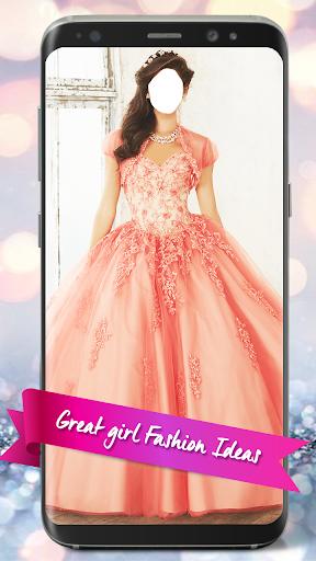 Prom Dress Photo Editor u2013 Face In Hole Dress Up 1.0 Screenshots 2